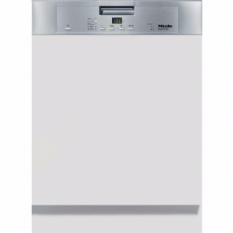MIELE G4203SCI Clean Steel | 60cm Semi integrated Dishwasher